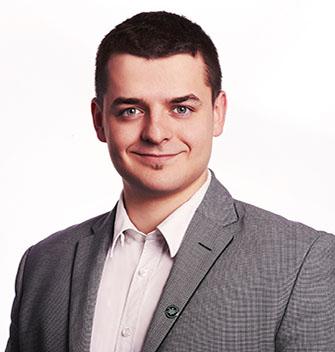 mgr Tomasz Szczerba - Burmistrz Miasta Wojkowice